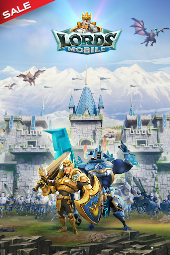 Lords Mobile: Battle of the Empires - Strategy RPG 2.3 screenshots 1