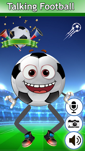 My Talking Football – Talking and Dancing Football 1.1 screenshots 2