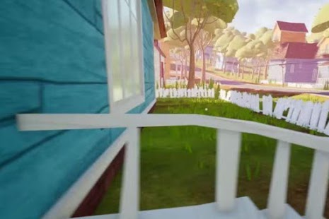 How To Play Hello Neighbor Alpha New