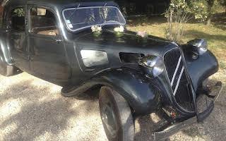 Citroën Traction Rent Provence-Alpes-Côte d'Azur