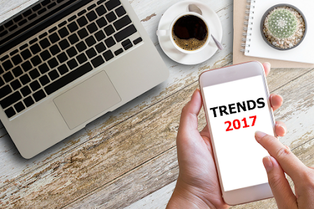 Digitale trends voor 2017