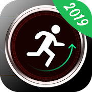 Walk Tracker—pedometer free && count my steps