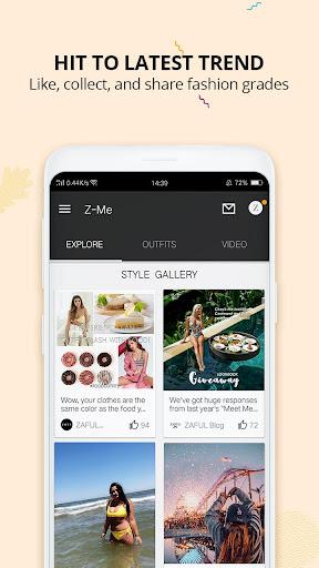 ZAFUL - My Fashion Story 3.6.0 screenshots 3