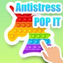 Pop It - Best Antistress Game icon