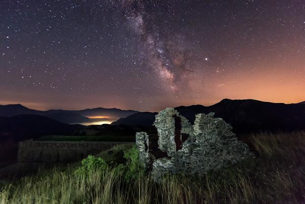The Galaxy Dream di Giancarlo Lava