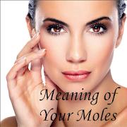 Meaning of MOLES/Tahi Lalat