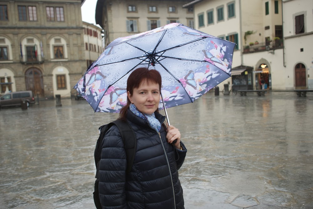 Лирическое отступление (Италия, Греция и Хорватия на MSC LIrica, апрель 2018)