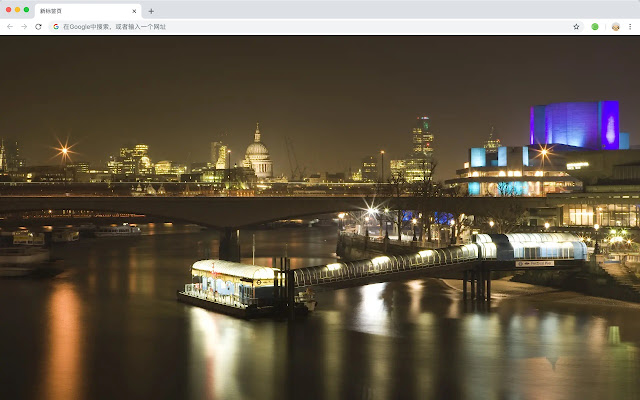 London Pop Scenery HD New Tabs Themes
