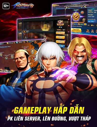 Quyền Vương 98 screenshot 7