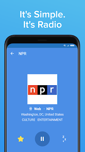 Simple Radio – Free Live AM FM Radio & Music App 5