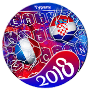 2018 Football Final Champion Keyboard
