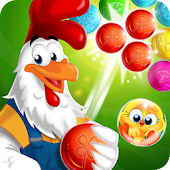 Farm Bubbles - Bubble Shooter Puzzle Game