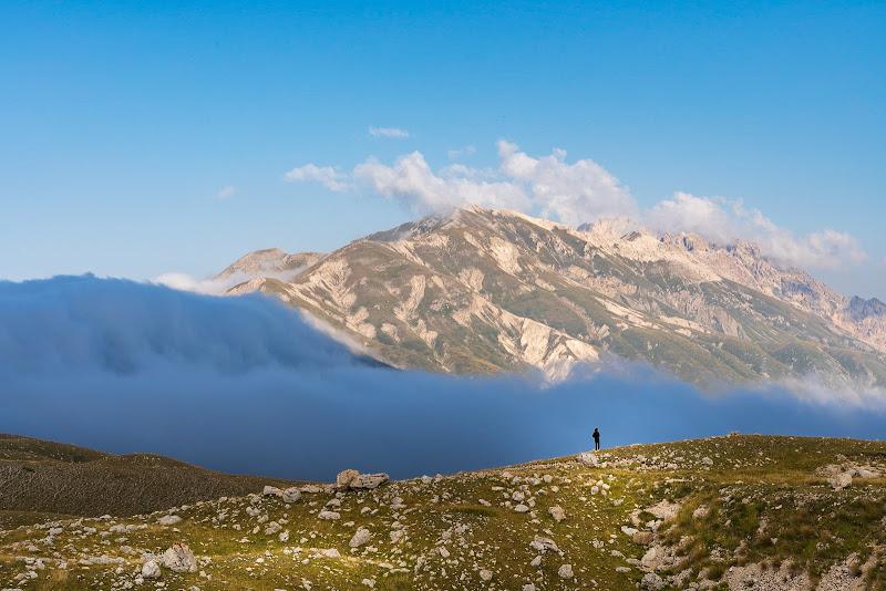 Cascata di nuvole di Gab68