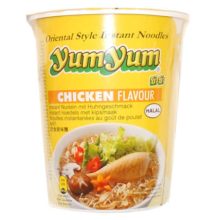 Yum Yum CUP Chicken Noodles