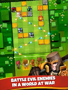 Battle Bouncers Mod Apk 1.1.1 (Unlimited Gold + Gems) 8