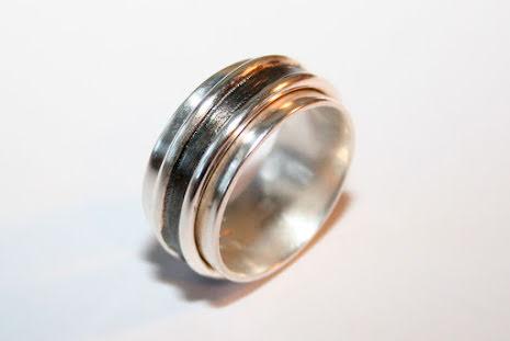 Silverring Adam