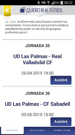 UD Las Palmas screenshot 2