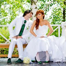 Wedding photographer Aleksandr Uruskin (Pritok41). Photo of 25.05.2015