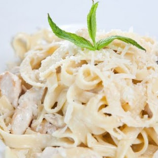 Fettuccine Alfredo With Tomatoes Recipes