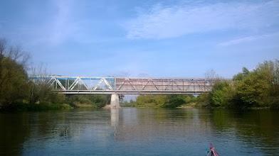 Photo: Ostatni most na Pilicy