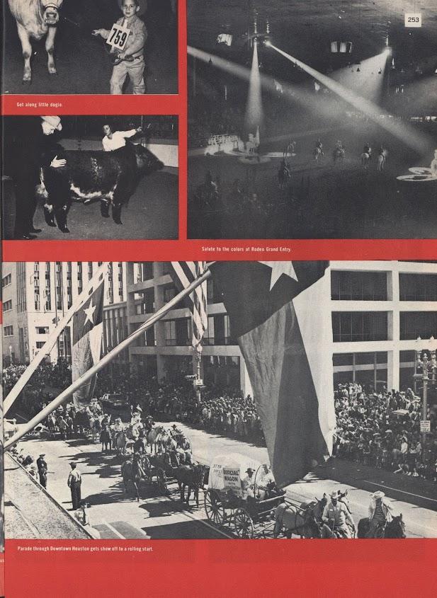 Astrodome Rodeo 1966