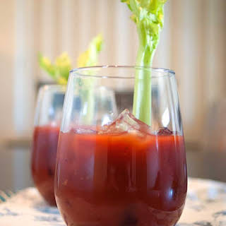 The Classic Bloody Mary.
