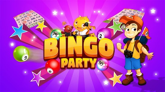 Bingo Party - Crazy Bingo Tour- screenshot thumbnail