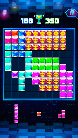 android Block Puzzle - Merry Christmas Screenshot 2