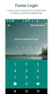 Suncorp Bank- screenshot thumbnail