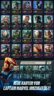 MARVEL Battle Lines Screenshot