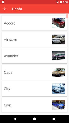 Cars Catalog 1.0.3 screenshots 2