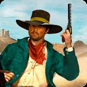 Real Cowboy Gun Shooting Training Game