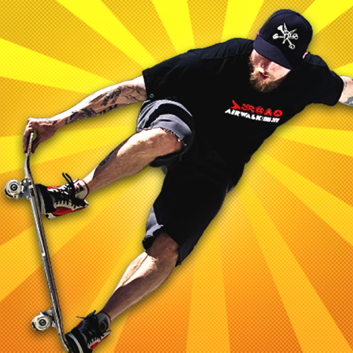 Mike V: Skateboard Party Icon