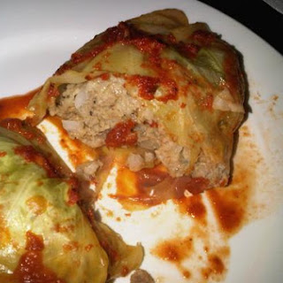 Teddy's Stuffed Cabbage