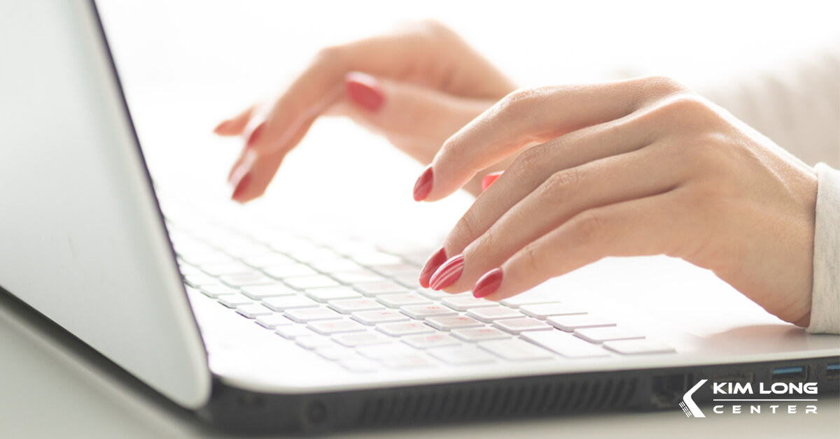 sửa lỗi bàn phím laptop không gõ được một số chữ
