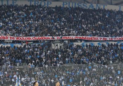 Le nouveau sponsor maillot de l'Olympique de Marseille ne plaît pas du tout aux supporters