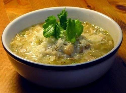 Mom's White Chicken Chili Recipe