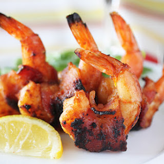 BBQ Bacon-Wrapped Shrimp