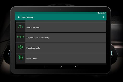 玩免費遊戲APP|下載Dashboard Warning Lights app不用錢|硬是要APP