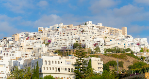 Mojácar es uno de los destinos turísticos más conocidos de la provincial de Almería.