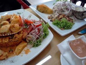 Photo: サンチャゴ ペルー料理のレベル高し http://parajunko.blog.fc2.com/blog-entry-83.html