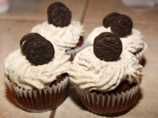 Death By Oreo Cupcakes Recipe