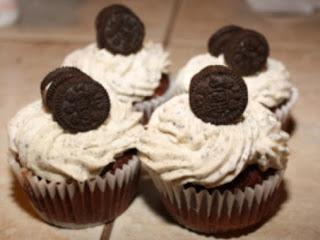 Death By Oreo Cupcakes Recipe