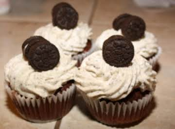 Death by Oreo Cupcakes