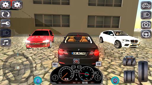 760Li ve X6 Simülatör Oyunu