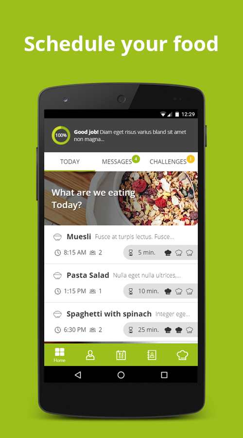 Q-Food- screenshot