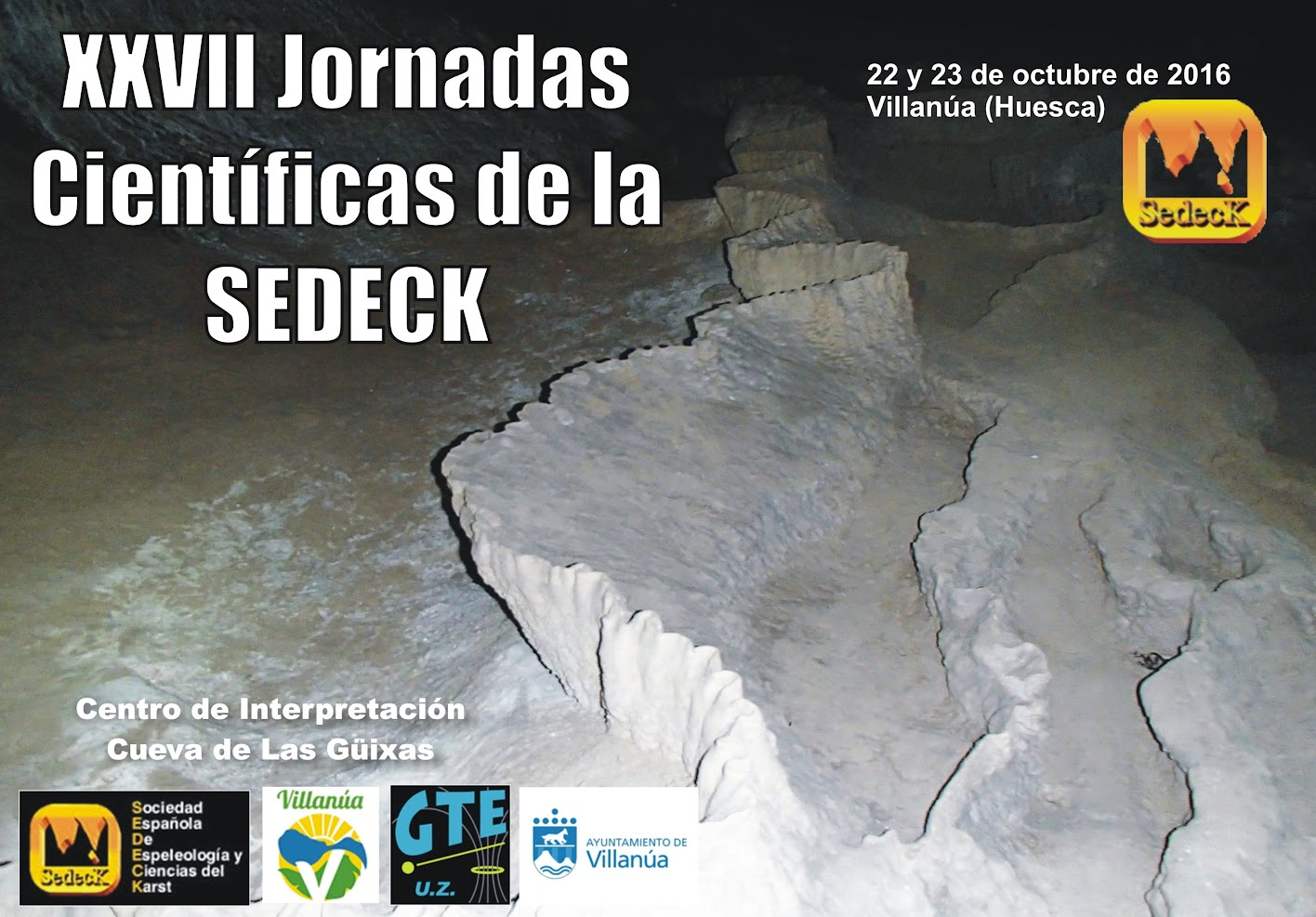 XXVII Jornadas científicas de la SEDECK