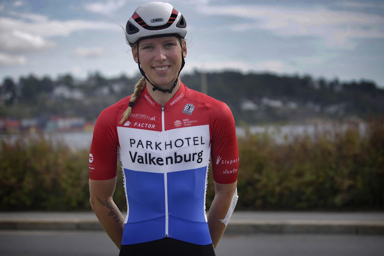 Nederlandse kampioene weigert nog voor haar ploeg te rijden