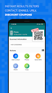 Multiple qr barcode scanner Pro 1.9.1-pro MOD for Android 3