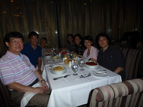 Photo: 2 months earlier, on September 21, dinner at Sunning in Causeway Bay.